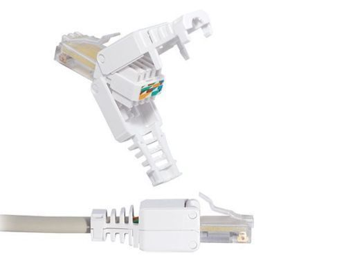Rj-45, connector, Jack, Cat6, Cat7