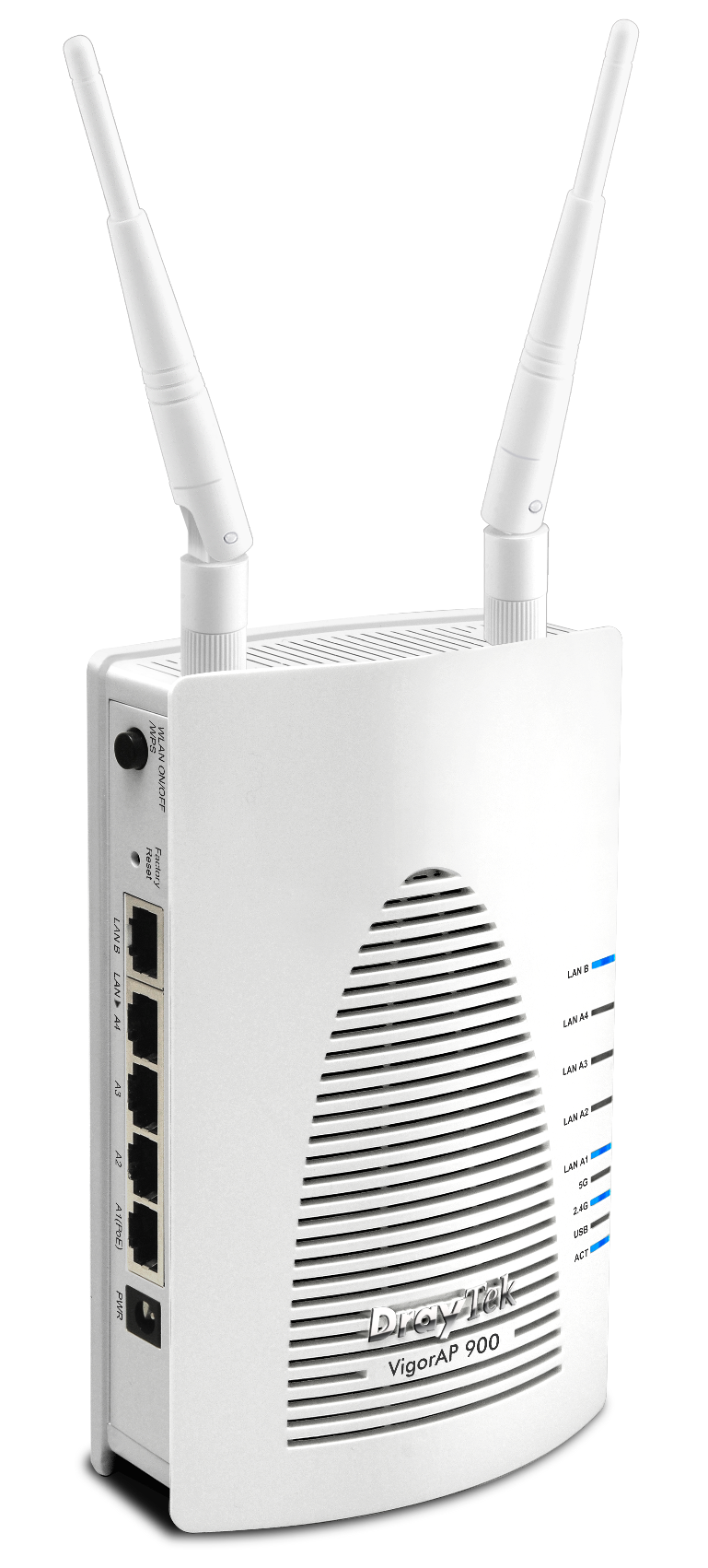 VigorAP900, 5ghz, wireless band dual, draytek access point