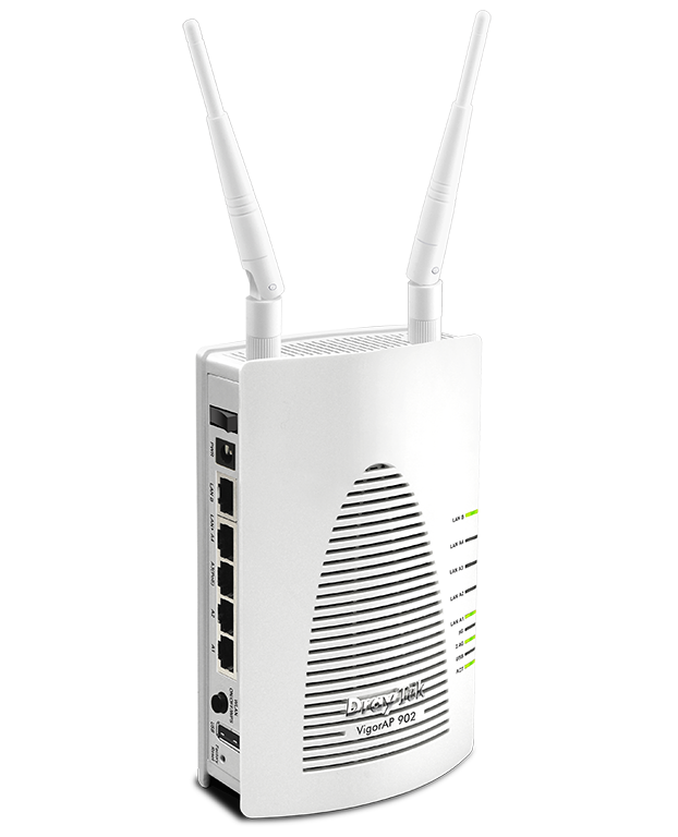 VigorAP902, wifi Vlan, 902