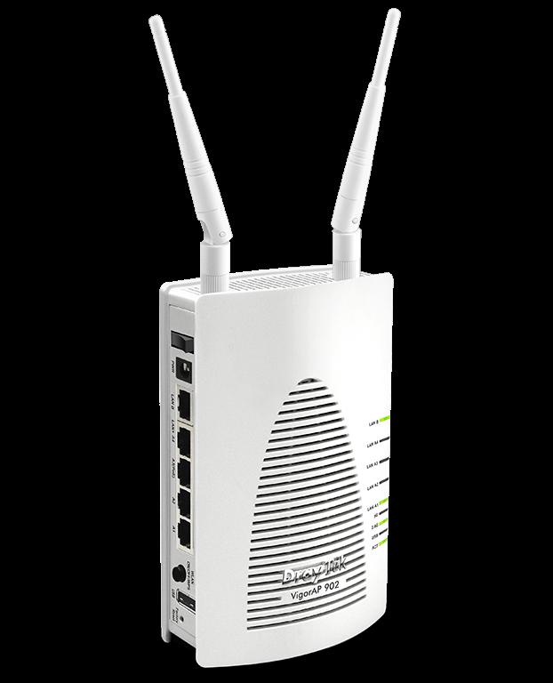 VigorAP902, wifi Vlan, 902