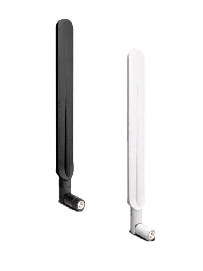 DrayTek ANT-1207 is a High-gain Omni-directional indoor antenna to extend the wireless range of your exsiting base station, such as Wireless Access Point and Wireless Router, in 2.4GHz and 5GHz