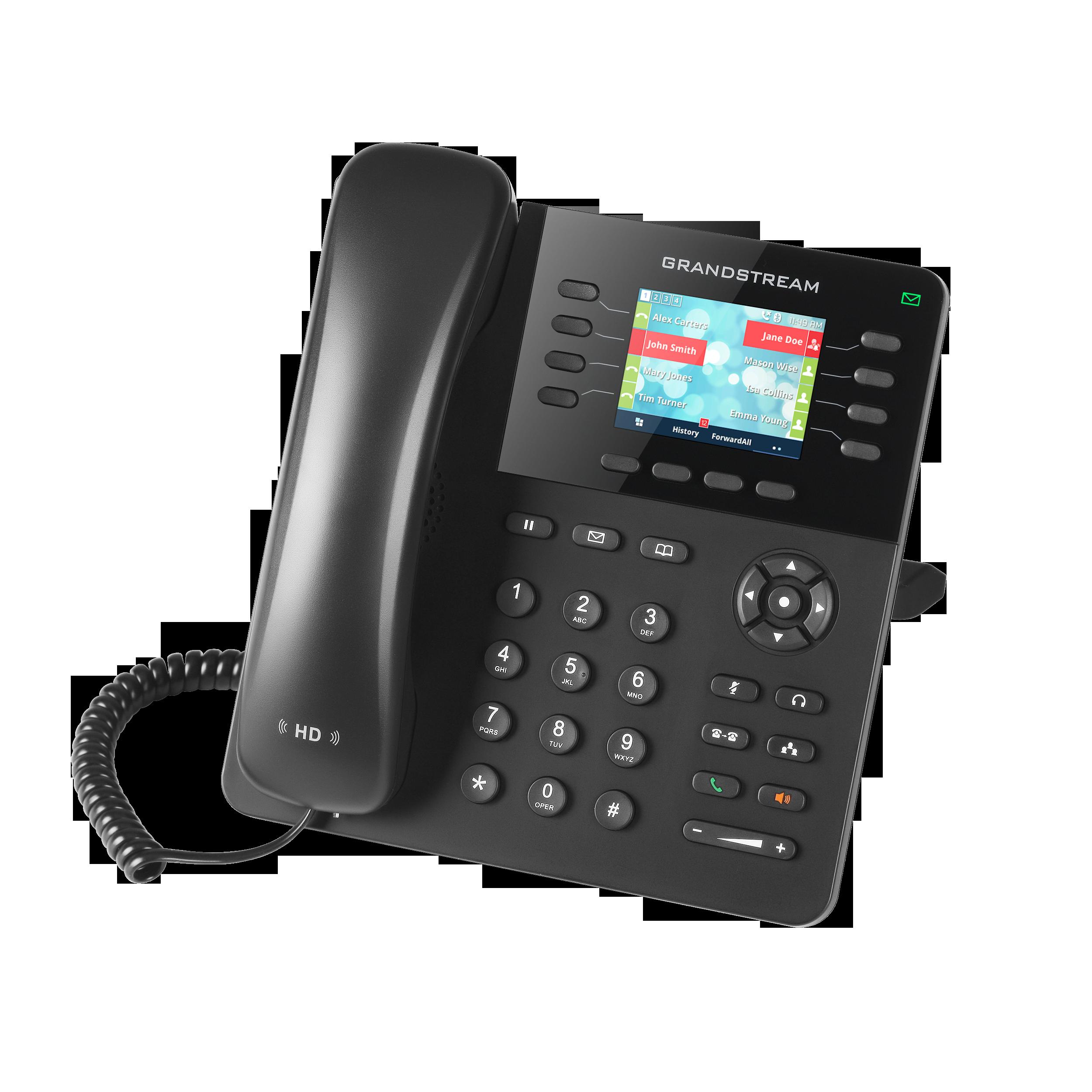 GXP2135, phone, grandstream